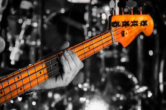 Jazz Brass Bass neck Gitarre Detlef Koester Fotografie Dortmund