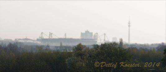 Landschaftsfotografie  Detlef Koester Fotografie Dortmund Skyline