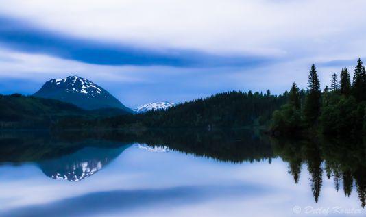 Landschaftsfotografie  Detlef Koester Fotografie Luktvatnet Norwegen