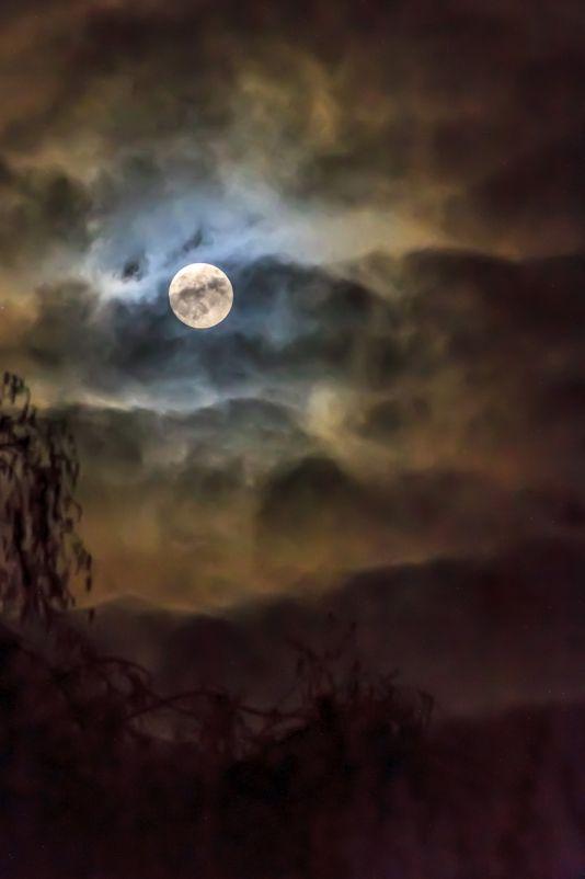 Full Moon Vollmond Detlef Koester Fotografie Dortmund Naturfotografie